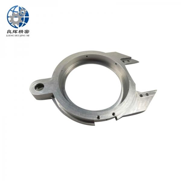 机械精密CNC加工,铝壳散热器,电机壳精密加工
